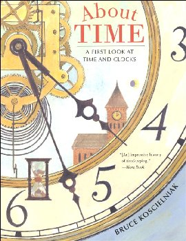 About Time: First Look at Time and Clocks
