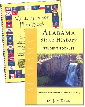Alabama State History from a Christian Perspective Set