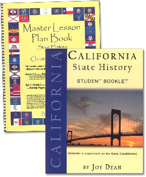 California State History from a Christian Perspective Set