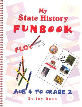 California: My State History Funbook Set