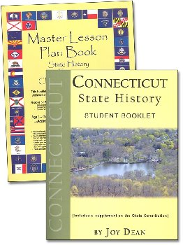 Connecticut State History from a Christian Perspective Set