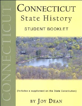 Connecticut State History from a Christian Perspective Student Book only