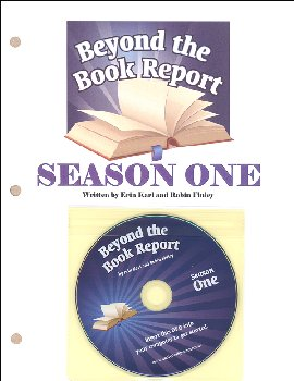Beyond the Book Report Season One Notepages and DVD