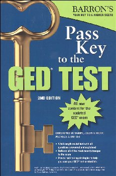 Barron's Pass Key to the GED Test 2nd Edition