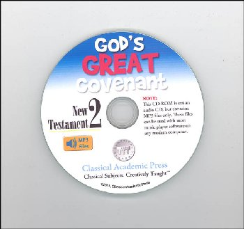 God's Great Covenant: New Testament 2 Audio Files