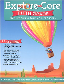 Explore the Core: Fifth Grade Math Problem Solving & Projects