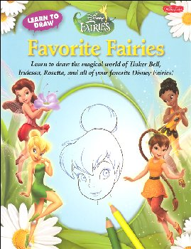 Learn to Draw Disney's Favorite Fairies