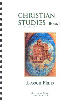 Christian Studies Book I Lesson Plans