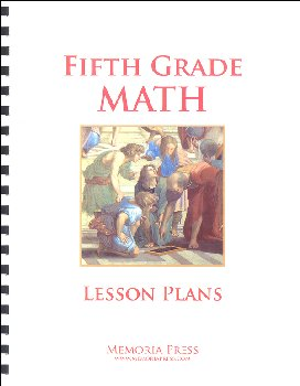 Fifth Grade Math Lesson Plans
