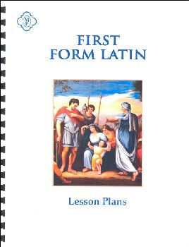 First Form Latin Lesson Plans