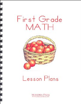 First Grade Math Lesson Plans (3rd Edition)