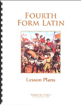 Fourth Form Latin Lesson Plans