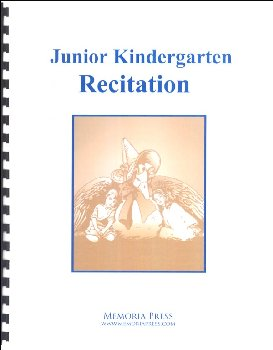 Junior Kindergarten Recitation