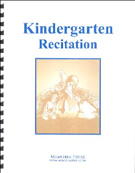 Kindergarten Recitation Lesson Plans