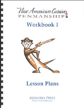 New American Cursive Penmanship Program 1 Lesson Plans