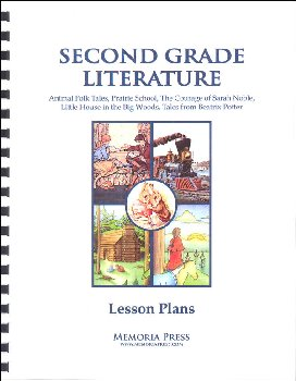 Second Grade Literature Lesson Plans 2nd Ed