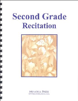 Second Grade Recitation