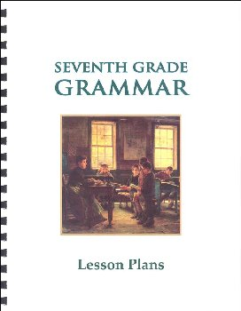 Seventh Grade Grammar Lesson Plans