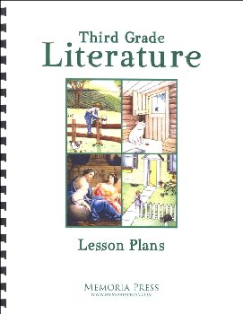 Accelerated Third Grade Literature Lesson Plans