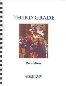 Third Grade Recitation