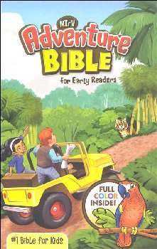 Adventure Bible for Early Readers (NIrV) Full Color