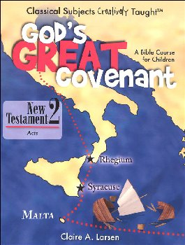 God's Great Covenant: New Testament Book 2