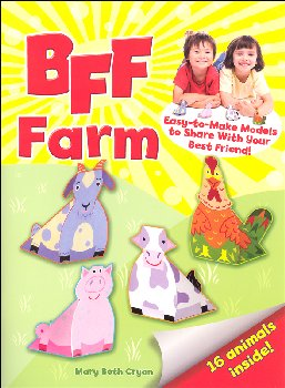 BFF Farm: Easy-to-Make Models to Share With Your Best Friend