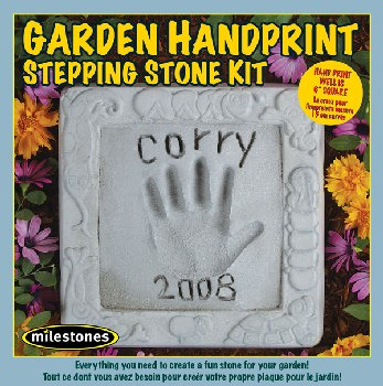 Garden Handprint Kid's Kit