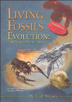 Living Fossils DVD
