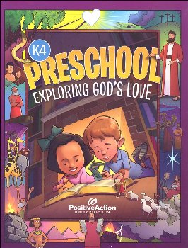 Exploring God's Love Preschool Student Manual