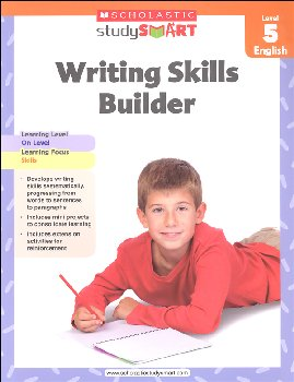 Writing Skills Builder Level 5 (Study Smart)