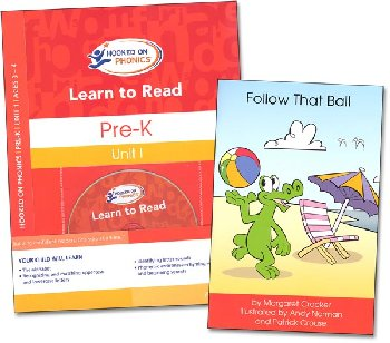 Learn to Read Pre-K Level 1 MM (Hooked on Phonics)