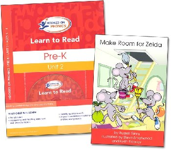 Learn to Read Pre-K Level 2 MM (Hooked on Phonics)