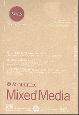 "Strathmore Vision Mixed Media Pad - 5.5"" x 8.5"" (70 sheets)"