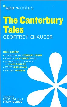 Canterbury Tales SparkNotes Literature Guide
