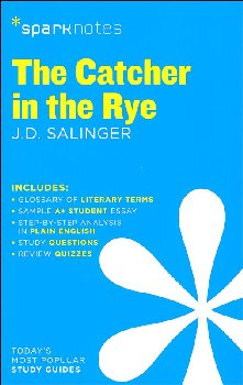 Catcher in the Rye SparkNotes Literature Guide