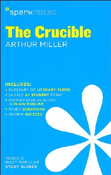 Crucible SparkNotes Literature Guide