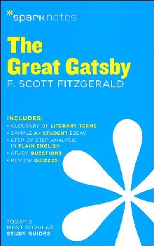 Great Gatsby SparkNotes Literature Guide