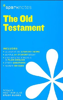 Old Testament SparkNotes Literature Guide