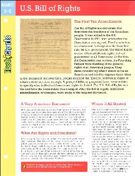 U.S. Bill of Rights FlashChart