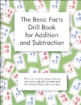 Basic Facts Drill Book for Addition and Subtraction (reproducible)