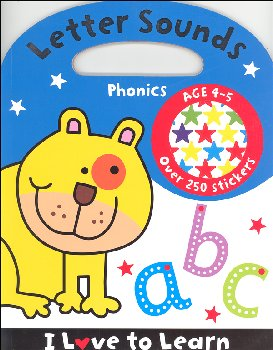 I Love to Learn: Phonics Letter Sounds