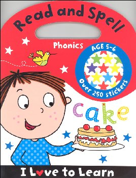 I Love to Learn: Phonics Read and Spell