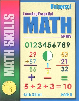 Learning Essential Math Skills Book B - Grade 2
