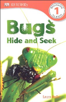 Bugs Hide and Seek (DK Reader Level 1)