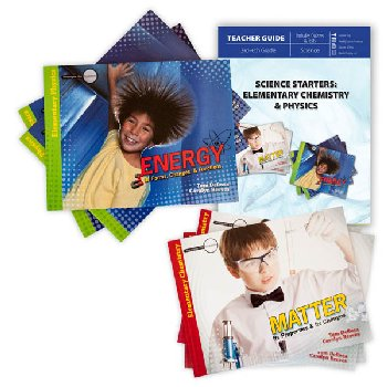 Science Starters: Elementary Chemistry & Physics