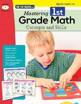 Mastering First Grade Math: Concepts and Skills
