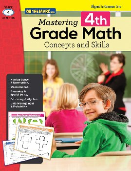 Mastering Fourth Grade Math: Concepts and Skills