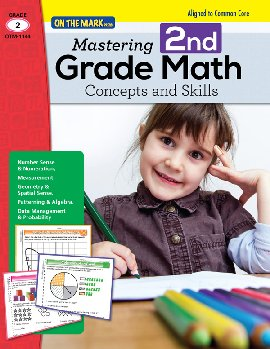 Mastering Second Grade Math: Concepts and Skills