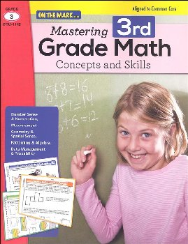 Mastering Third Grade Math: Concepts and Skills